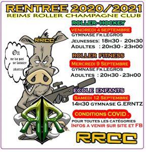 Rentrée 2020 / 2021